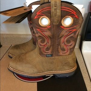 NWT, Red Wing Irish Setter steel toe work boots